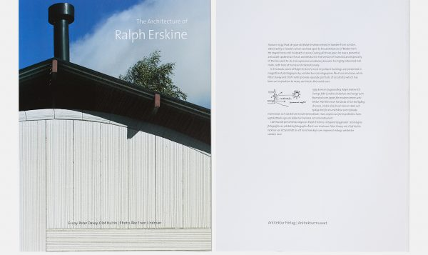 The Architecture of Ralph Erskine
