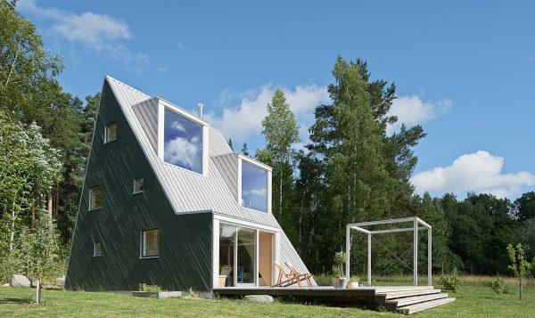 Summerhouse Qvarsebo, Dalarna, Sweden