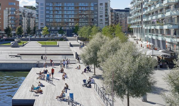 Sjövikstorget, Stockholm