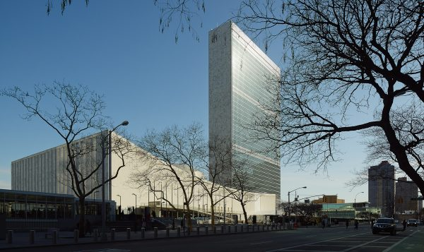 UN Building, New York