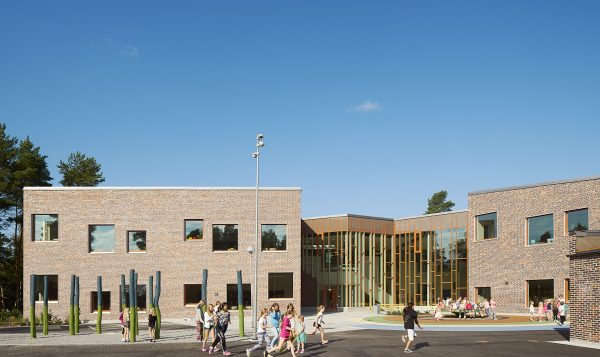 Brinkskolan, Täby