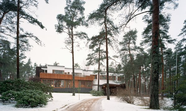 Villa Mairea, Norrmarku, Finland