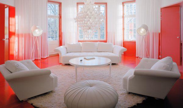 Humlegården apartment, Stockholm
