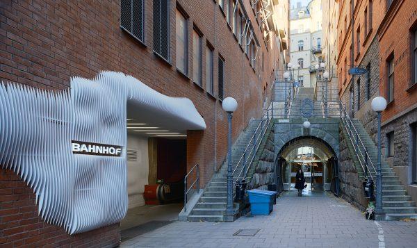 Bahnhof Thule, Stockholm