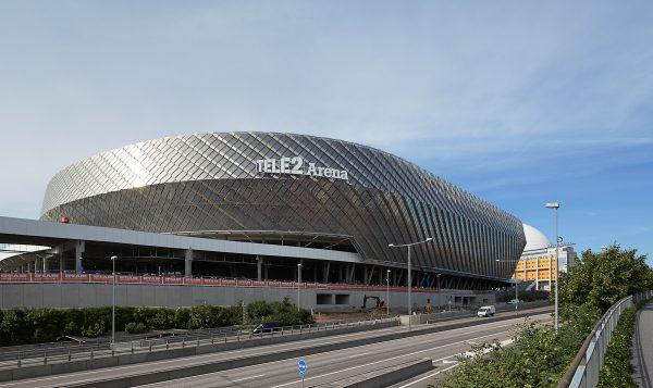 Tele 2 Arena, Stockholm