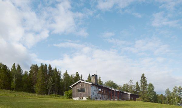 Renhornet Fjällstuga, Edsåsdalen