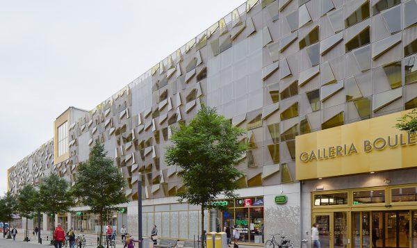 Galleria Boulevard, Kristianstad