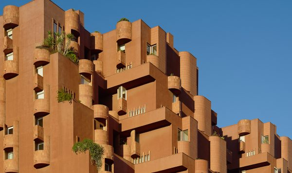 Walden 7, Sant Just Desvern, Barcelona
