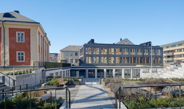 Domkyrkocentrum, Växjö