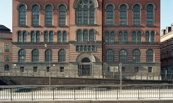 Gamla Riksarkivet, Stockholm