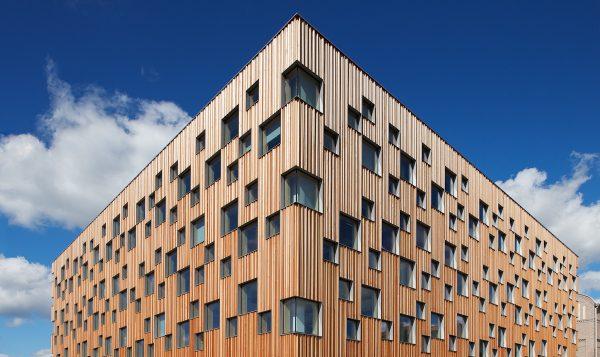 Arkitekthögskolan, Umeå