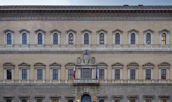 Palazzo Farnese, Rome