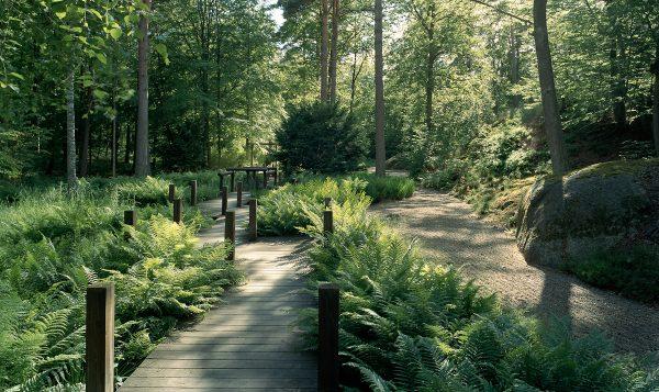 Japanska trädgården, Ronneby Brunn