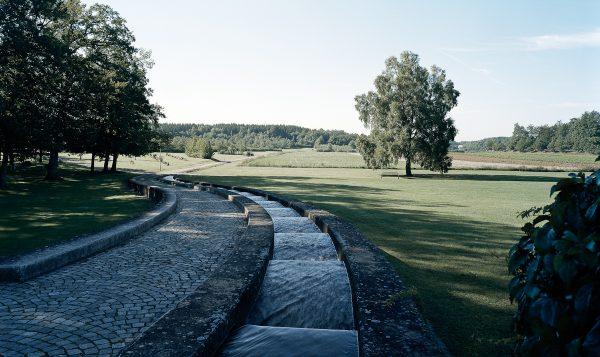 Landscape architect Per Friberg