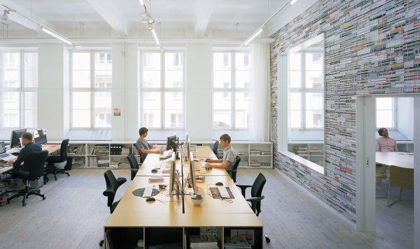 Oktavilla office, Stockholm