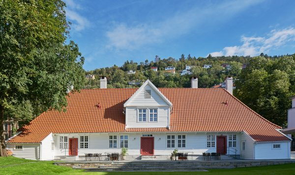 Hotel Terminus, Bergen, Norway