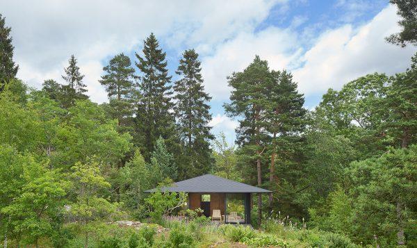 Trädgårdsmästarens sommarhus, Stockholm archipelago