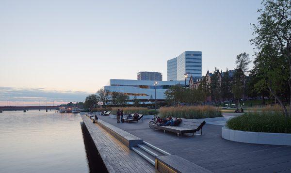 Rådhusparken, Umeå