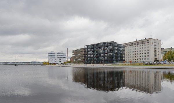 Västra Kajen Housing, Jönköping