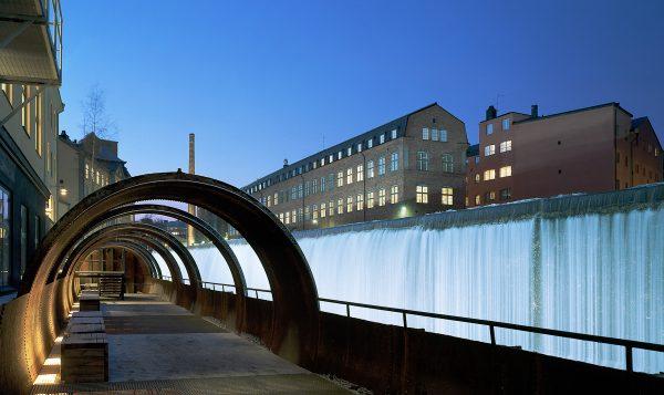 Norrköping Industrial landscape