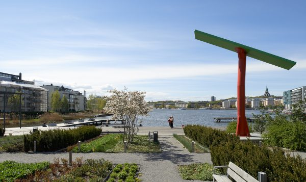 Lugnet-Terassen, Stockholm