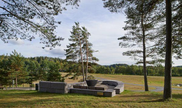 S:t Sigfrids Minneslund, Borås