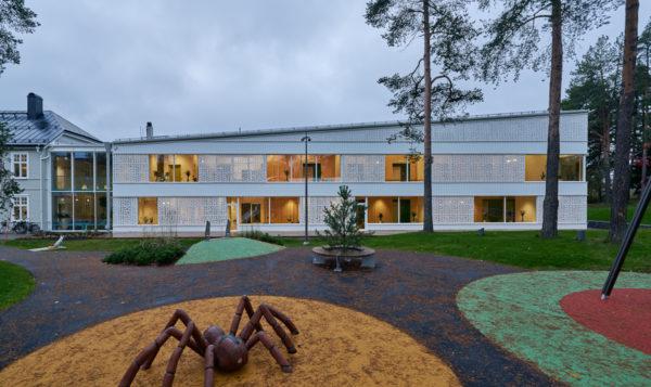 Hjältarnas Hus, Umeå