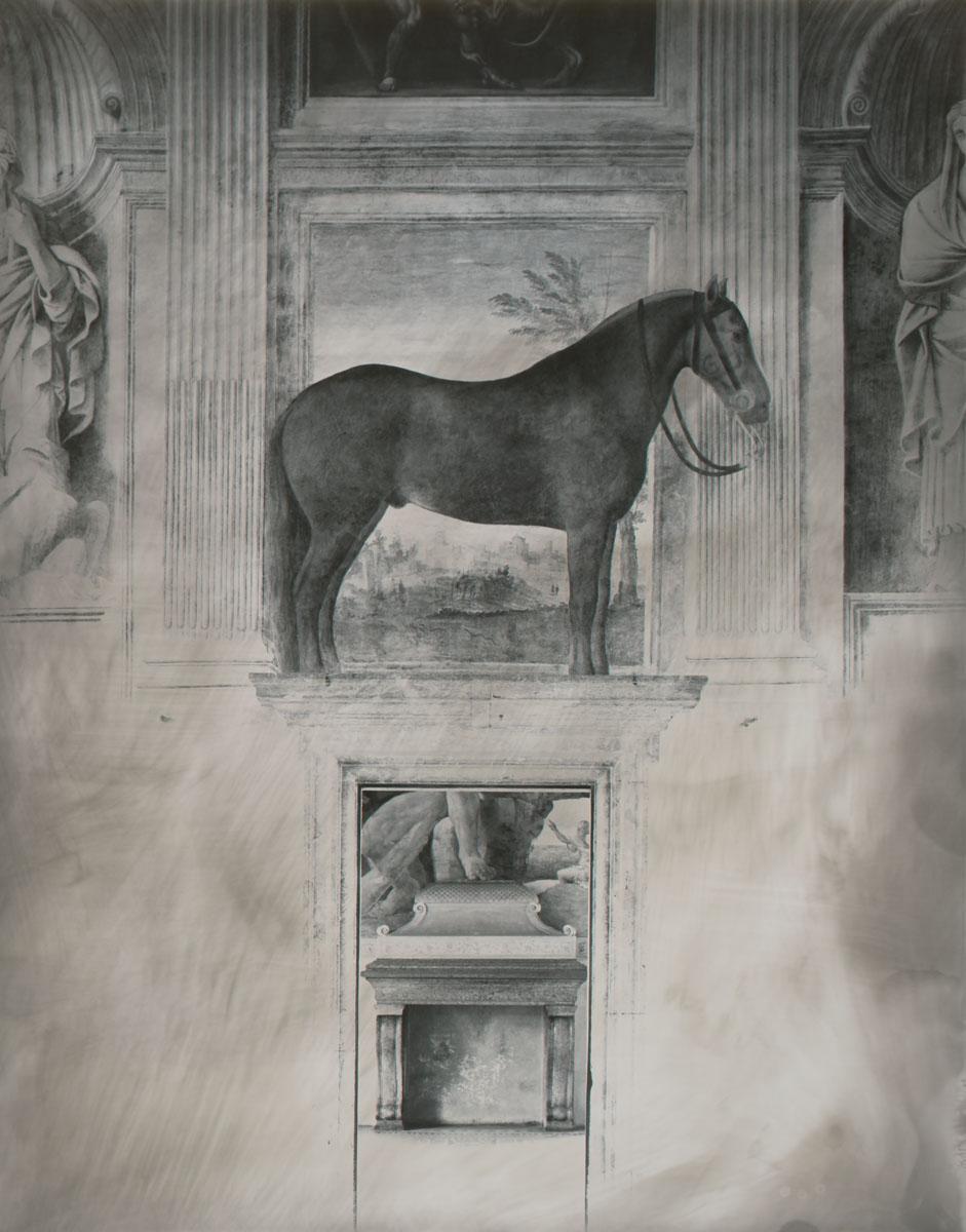 Palazzo Te, Mantua, Italy. 49 x 38,8 cm