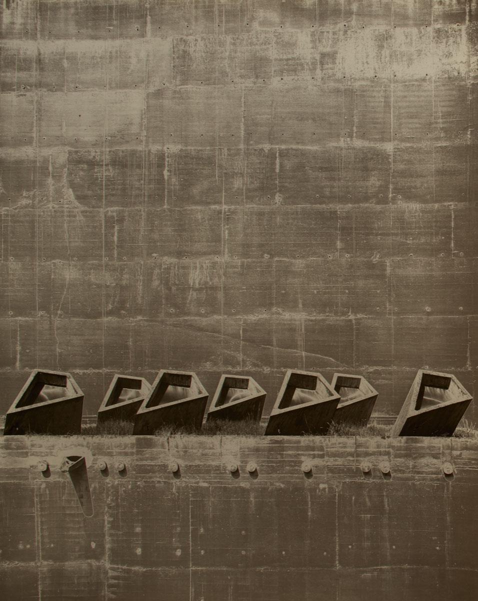 La Tourette, France. Architect: Le Corbusier 48,8 x 38,8 cm