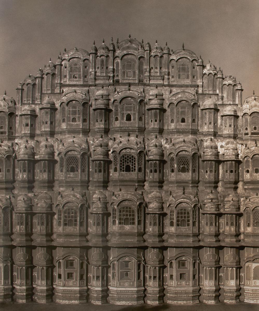 Hawa Mahal, Jaipur, India. 58 x 47,8 cm