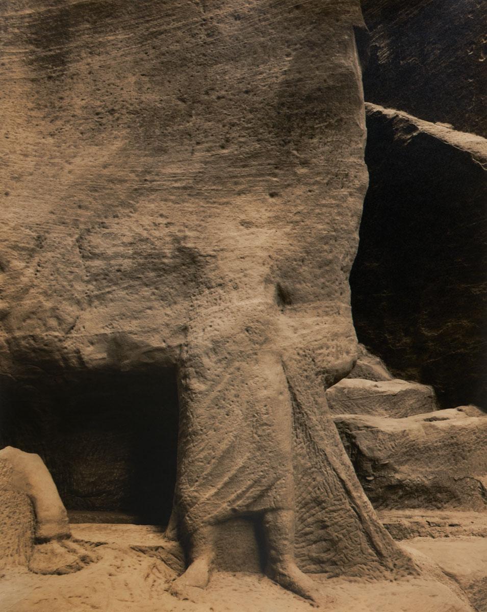 The Siq, Petra, Jordan. 60,4 x 48,7 cm