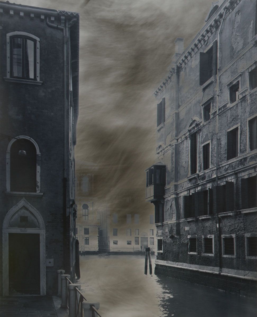 Venice, Italy. 46,5 x 37,8 cm