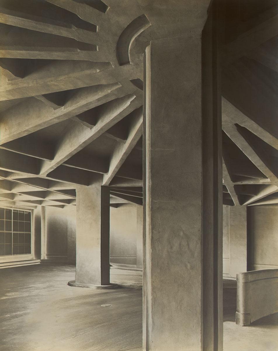 Lingotto building, Turin, Italy. 48,6 x 38,8 cm