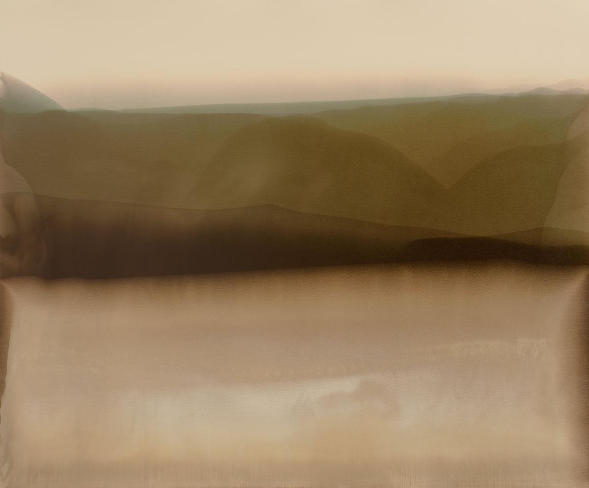 Terra Ignota # 090. 50,6 x 60,5 cm.