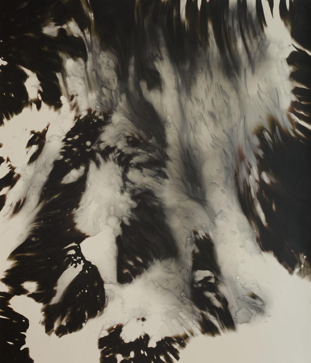 Terra Ignota # 116. 49,8 x 42,6 cm.