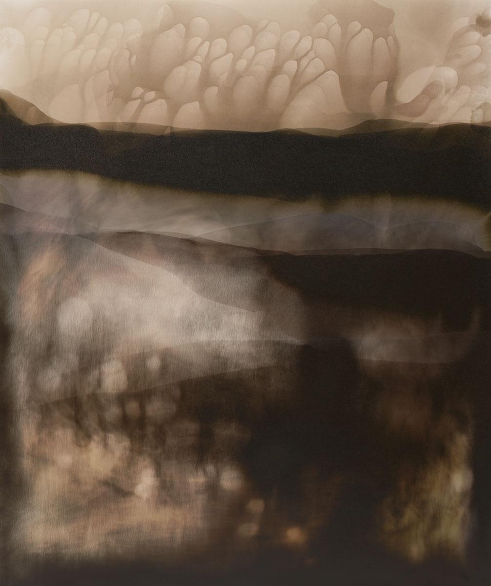 Terra Ignota # 602. 59,5 x 49,8 cm.