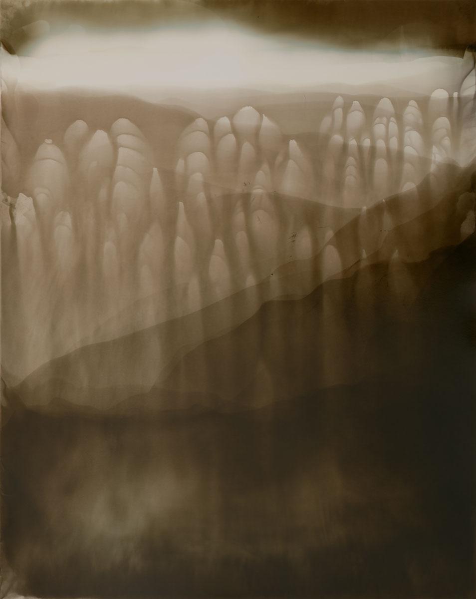 Terra Ignota # 641. 49,4 x 39,6 cm.