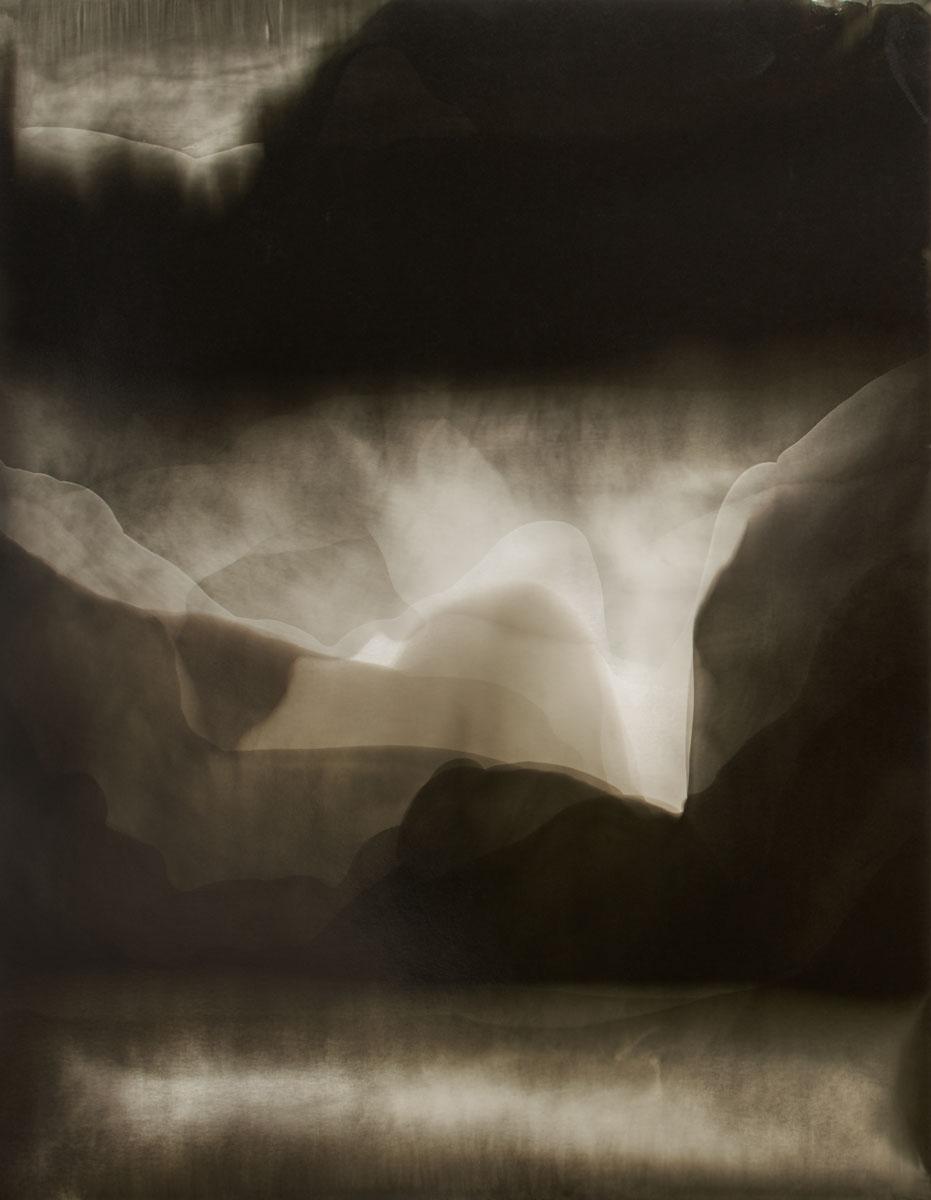 Terra Ignota # 732. 58,1 x 50,7 cm.