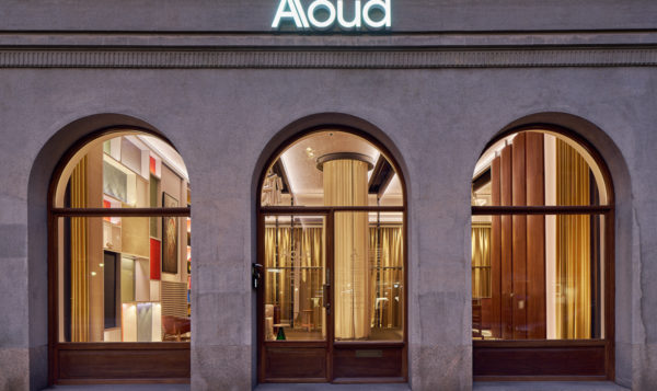 Aloud Showroom, Stockholm