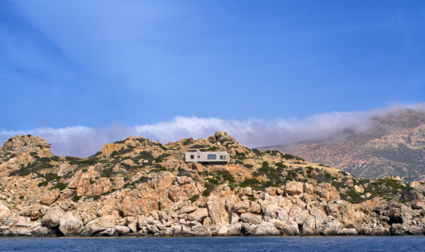 Bamberger House, Karpathos, Greece