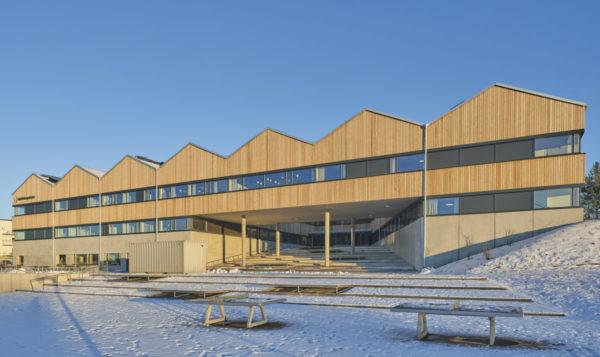 Adolfsbergsskolan, Knivsta