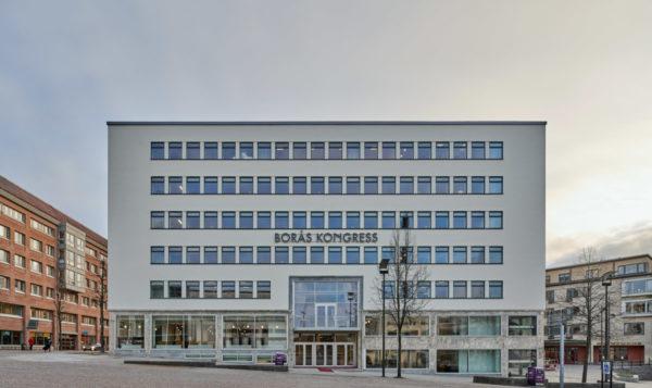 Borås Kongress, Borås